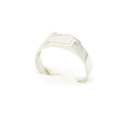 Srebrny sygnet S-016