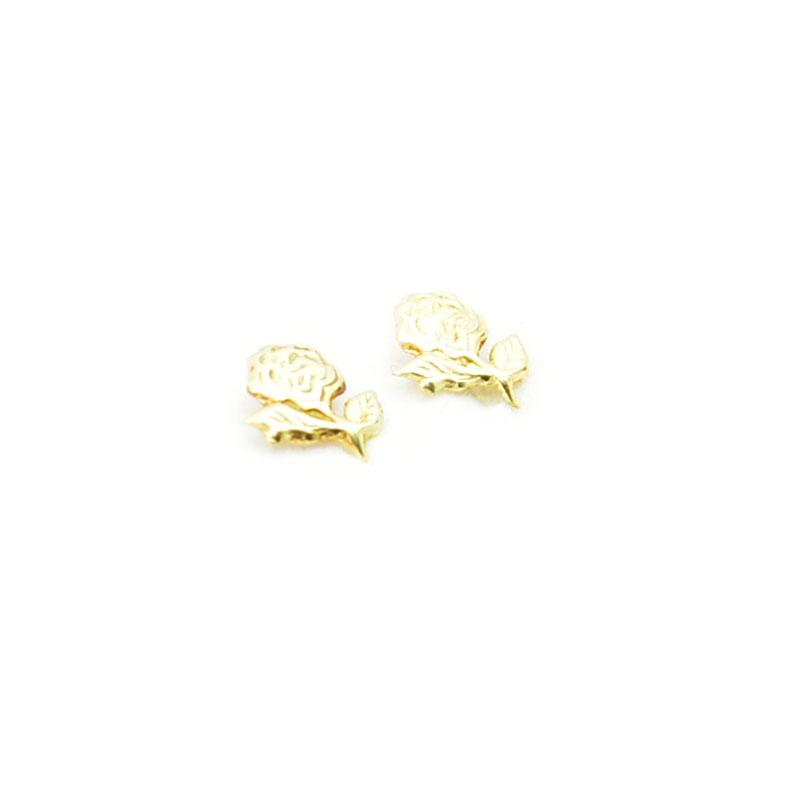 Kolczyki ze złota próby 585