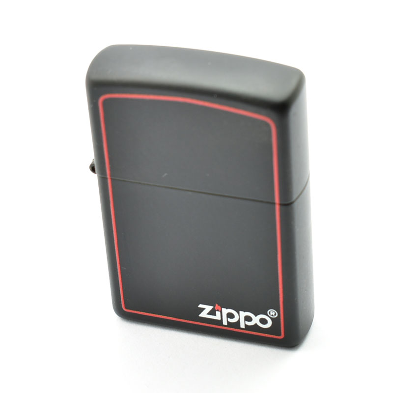 Zapalniczka zippo black matte 218zb