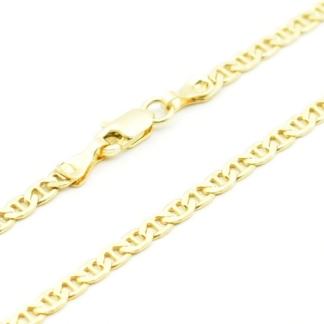 Złoty łańcuszek Gucci Mariner.