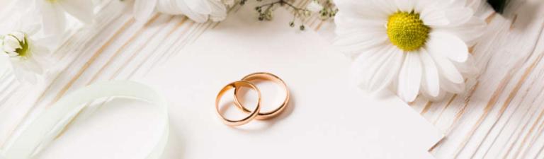 Czy na ślubie cywilnym trzeba mieć obrączki?