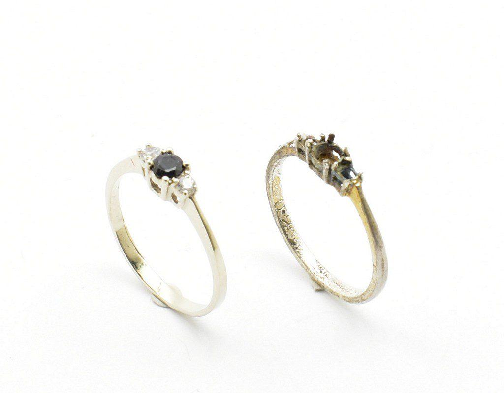 Nowy pierścionek i stary wzór
