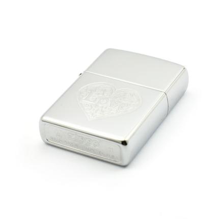 Zapalniczka benzynowa Zippo 24459 DL-Love, High Polish Chrome